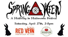Halfway to Halloween Celebration in the Spring! - Uploaded by Kitty Barnes
