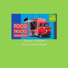 Richmond Capitol Square Food Truck Court - Uploaded by COVEmployeeEvents