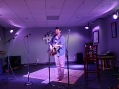 Open Mic at Castleburg Brewery - Uploaded by castleburgrhonda