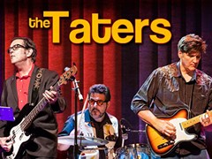 The Taters in Concert Sept. 13 at The Cultural Arts Center - Uploaded by cacga