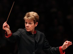 The Return of Marin Alsop - Uploaded by RSymphony