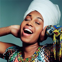 Jazzmeia Horn - Uploaded by ModlinCenter