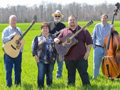 Josh Grigsby and County Line in concert October 4th at The Cultural Arts Center - Uploaded by cacga