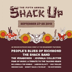 THE 5TH ANNUAL SHACK UP - Uploaded by The Broadberry