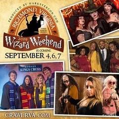 Wizard Pub Crawl (Richmond, VA) - Uploaded by evvnt platform
