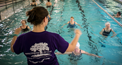 Aquatic Mindful Movement - Uploaded by jlankford