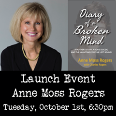 Book Launch - Uploaded by Anne Moss Nimocks Rogers