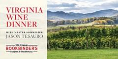 Virginia Wine Dinner - Uploaded by bigspoonco