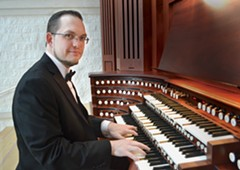 Daryl Robinson, concert organist - Uploaded by Christopher Martin