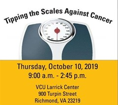 Tipping the Scales Against Cancer - Uploaded by mmitchell