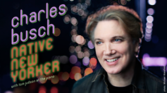 Charles Busch: Native New Yorker - Uploaded by philcrosby
