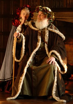 Father Christmas at Agecroft - Uploaded by AgecroftHall