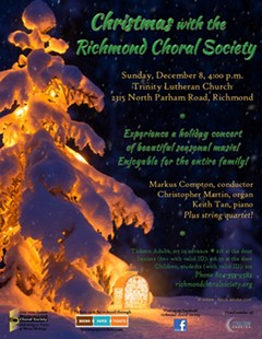 Christmas with the Richmond Choral Society 2019 - Uploaded by RCS
