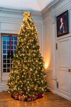Stratford Hall Christmastide - Uploaded by ebacon