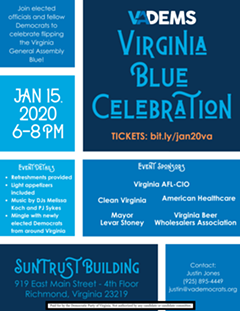 Virginia Blue Celebration - Uploaded by Colleen Grady