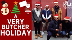 Butcher Brown A Very Butcher Holiday 12/20/19 - Uploaded by Marcus Tenney