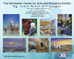 James River Art League Exhibit at Monpelier Art and Education Center - Uploaded by JRAL