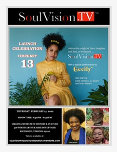 SoulVision.TV - Feb. 13 launch celebration - Uploaded by Windy Campbell