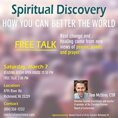 FREE TALK: Spiritual Discovery- How you can better the world - Uploaded by twright