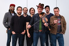 Old Crow Medicine Show - Uploaded by CCrews