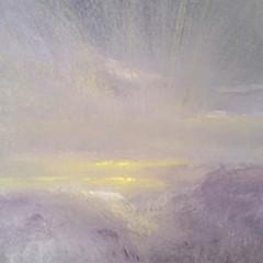 """First Light 10""""x10"""" - Uploaded by Bella Arte"""