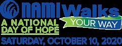 NAMIWalks Saturday October 10th - Uploaded by NAMIsara