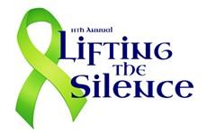 11th Annual Lifting the Silence logo - Uploaded by Leisha Santilli