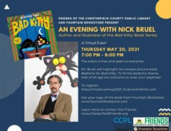 Nick Bruel event May 20, 2021 - Uploaded by Mary Beth Cox