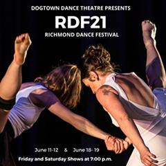Richmond Dance Festival 2021 - Uploaded by JCBdogtown