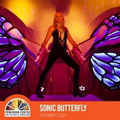 Sonic Butterfly - Uploaded by Bailey Broughton