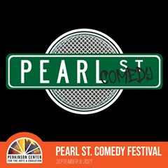 Pearl St. Comedy Festival - Uploaded by Bailey Broughton