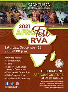 #AfroFestRVA2021 - Uploaded by JustMe2