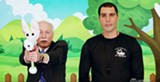 "Video: Sacha Baron Cohen Gets Virginia Citizens Defense League President To Teach Toddlers How To Shoot ""Bad Men"""
