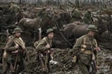 "Peter Jackson's colorized, richly detailed World War I doc ""They Shall Not Grow Old"" will leave you gasping"