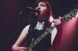 Newport Festivals Foundation Makes Donation to Richmond's JAMinc in the Name of Lucy Dacus