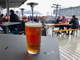 Starr Hill Beer Hall and Rooftop Opens in Scott's Addition