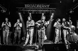 Richmond's Dharma Bombs Put Some Honk in Their Bluegrass