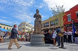 Architecture Review: The New Maggie Walker Statue Took Awhile, but Should Become a Much-Needed Oasis