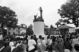 The History of the Arthur Ashe Monument in Richmond