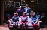 "Theater Review: There's a Lot to Admire in Virginia Rep's Haunting ""Fun Home"""
