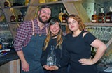 Local and Regional Bartenders Compete in a Cocktail Competition Held by Woodford Reserve