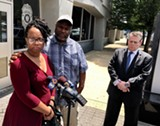 Family Members View Body Camera Footage of Marcus Peters' Death