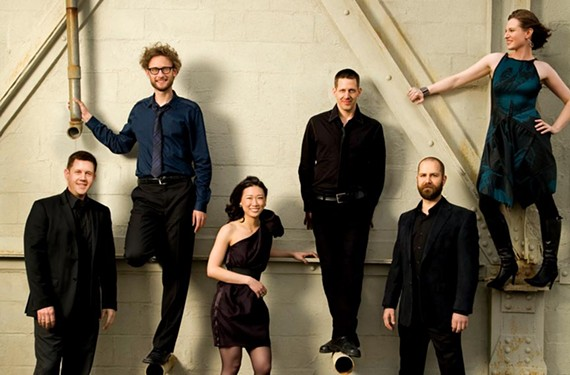 University of Richmond's Eighth Blackbird just won its third Grammy this year for best chamber music or small ensemble performance.