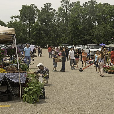 The Bellwood Flea Market