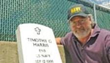 Veteran's Tombstone Stolen for Scrap?