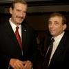 "Vicente Fox Warns Against ""Building Walls"""