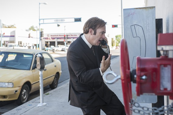 "Vince Gilligan's spinoff ""Better Call Saul"" has aired two episodes so far on AMC this past Sunday and Monday at 10 p.m. The Sunday show was the biggest series premiere in cable history. - PHOTO COURTESY OF AMC"