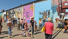 Violent Attack Closes Street Art Festival