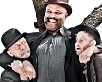 """""""Waiting for Godot"""" at the Pine Camp Cultural Arts Center"""