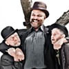"""Waiting for Godot"" at the Pine Camp Cultural Arts Center"